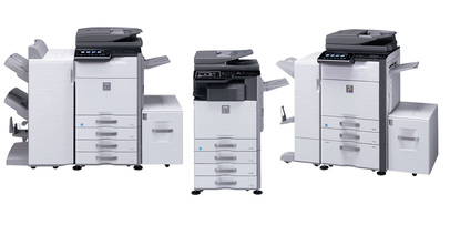 Three Copier View