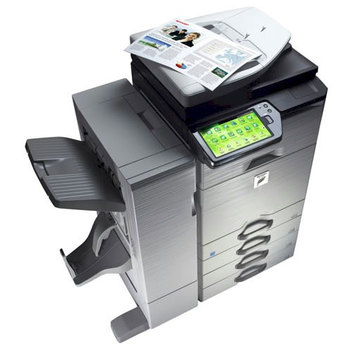 Sharp advanced copier